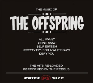 Audio CD Price size tribute collection. The music of Offspring