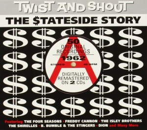 Audio CD Various Artists. Twist And Shout: The Stateside Story 1962