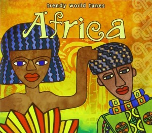 Audio CD Various Artists. Trendy World Tunes - Africa