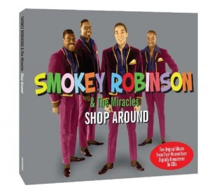 Audio CD Smokey Robinson & the Miracles. Shop Around