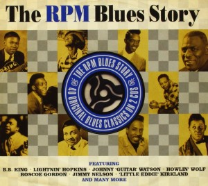 Audio CD Various Artists. The RPM Story