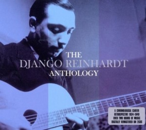 Audio CD Django Reinhardt. The Anthology