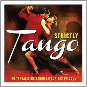 Audio CD Various Artists. Strictly Tango