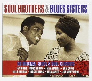 Audio CD Various Artists. Soul Brothers & Blues Sisters