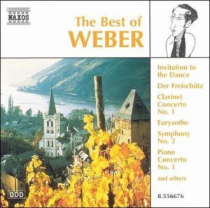 Audio CD Various. The Best of Weber