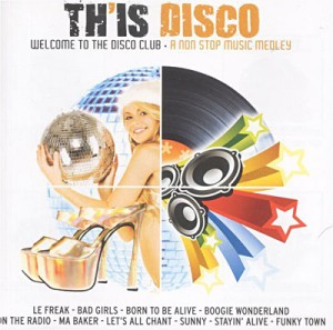 Audio CD Various Artists. 1CD This Disco