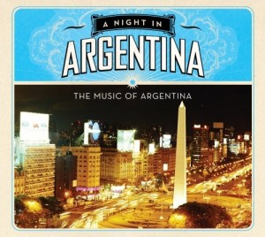 Audio CD Various Artists. A Night in Argentina