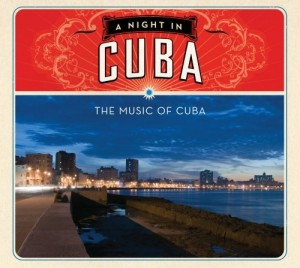 Audio CD Various Artists. A Night In Cuba