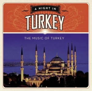 Audio CD Various Artists. A Night In Turkey