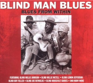 Audio CD Various Artists. Blind Man Blues