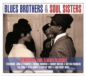 Audio CD Various Artists. Blues Brothers & Soul Sisters