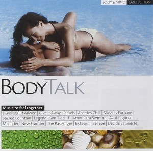 Audio CD Various Artists. Body & Mind Collection - Body Talk