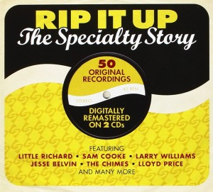 Audio CD Various Artists. Rip It Up - The Specialty Story