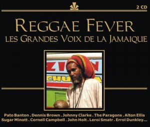 Audio CD Various Artists. Reggae Fever