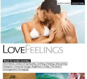 Audio CD Various Artists. Body & Mind Collection - Love Feelings