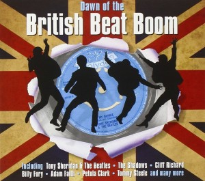 Audio CD Various Artists. British Beat Boom