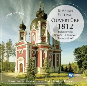 Audio CD Various Artists. Ouvertüre 1812: Russian Festival