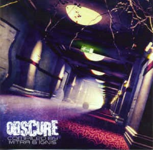 Audio CD Various Artists. Obscure
