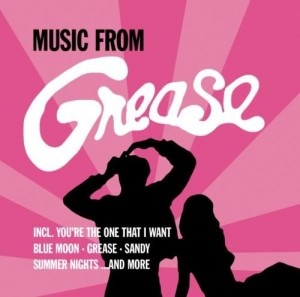 Audio CD Various Artists. Music from Grease