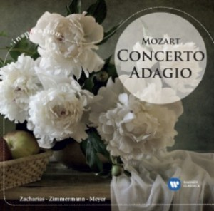 Audio CD Various Artists. Mozart: Concerto Adagio