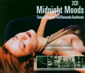 Audio CD Various Artists. Midnight Moods