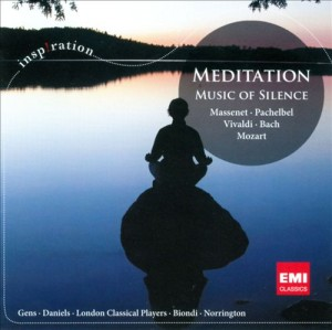 Audio CD Various Artists. Meditation - Music of Silence