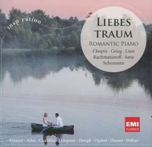 Audio CD Various Artists. Liebes Traum: Romantic Piano