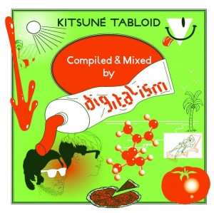Audio CD Various Artists. Kitsun - Tabloid Mixed by Digitalism