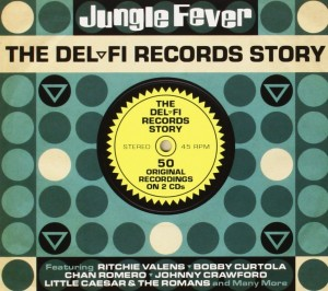 Audio CD Various Artists. Jungle Fever - The Del-Fi Records Story