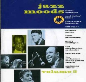 Audio CD Various Artists. Jazz Moods Vol. 5