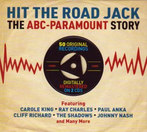 Audio CD Various Artists. Hit the Road Jack - The Paramount