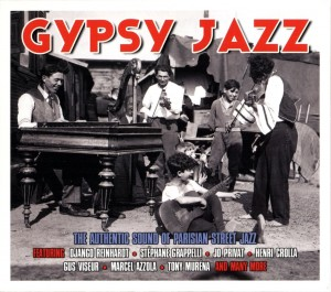 Audio CD Various Artists. Gypsy Jazz