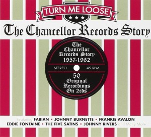 Audio CD Various Artists. The Chancellor Records Story
