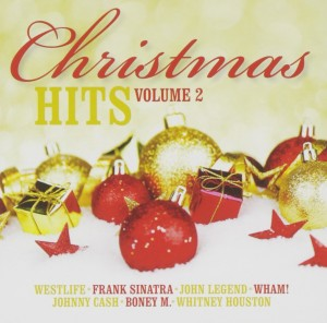Audio CD Various Artists. Christmas Hits Vol. 2