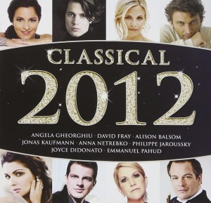 Audio CD Various Artists. Classical 2012
