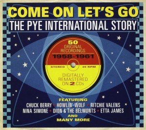 Audio CD Various Artists. Come On Let's Go: The Pye Int. Story