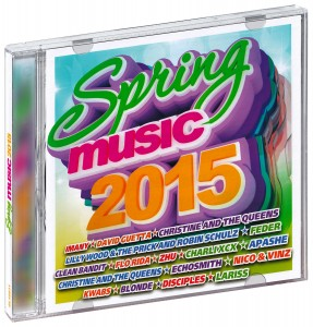Audio CD Spring Music 2015