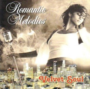 Audio CD Romantic Melodies. Velvet Soul