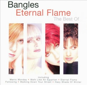 Audio CD The Bangles. Eternal Flame: The Best Of