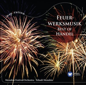 Audio CD Menuhin Festival Orchestra. Fireworks Music: Best of Handel