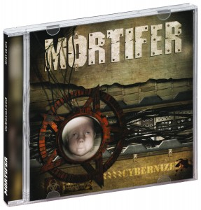 Audio CD Mortifer. Cybernized