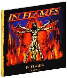 Audio CD In flames. Clayman