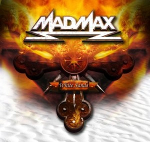 Audio CD MadMax. White Sands