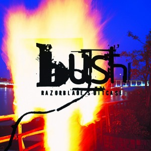 LP Bush. Razorblade Suitcase (LP)
