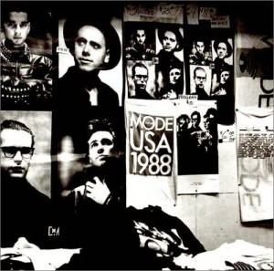 LP Depeche Mode: 101 - Live (LP)