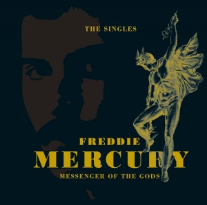 Audio CD Freddie Mercury. Messenger Of The Gods: The Singles Collection