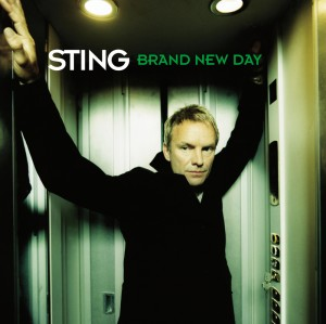 LP Sting. Brand New Day (LP)