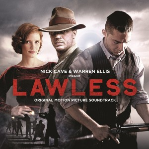 LP Nick Cave & Warren Ellis. Lawless: Original Motion Picture Soundtrack (LP) / ��������� � ������: ����� ������ ����� � ����