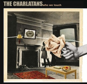LP The Charlatans. Who We Touch (LP)