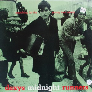LP Dexy's Midnight Runners. Searching For The Young Soul Rebels (LP)